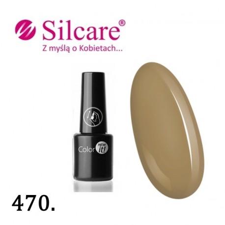 New Color IT Silcare  6ml - kolor 470