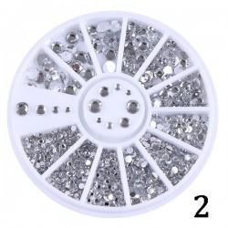 karruzela z cyrkoniami crystal nr 2