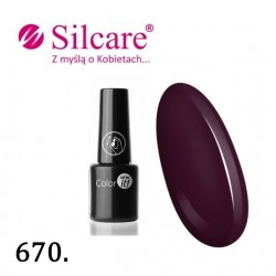 New Color IT Silcare  8ml - kolor 670