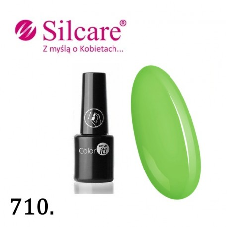 New Color IT Silcare  6ml - kolor 710