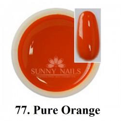 Żel kolorowy (77) Sunny Nails