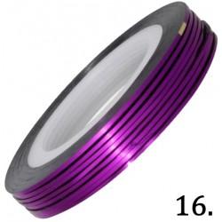 Nitka do zdobień fioletowa 16