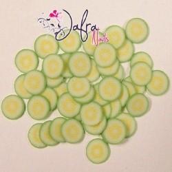 Fimo - owoce w słoiczku 20szt.