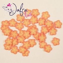 Fimo - kwiatki w słoiczku 20szt.