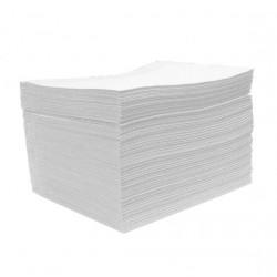 Serwety podfoliowane białe - 50szt