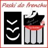 Paski do French Manicure 50szt