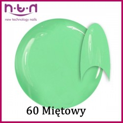 Żel kolorowy NTN 60 - Miętowy