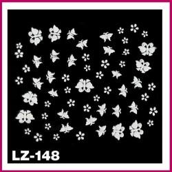 Naklejki na paznokcie 3D -LZ-148
