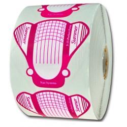 Szablony (formy) Summer różowe 500szt.