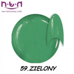 Żel kolorowy NTN 59 zielony