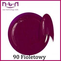 Żel kolorowy NTN 90 - Fioletowy