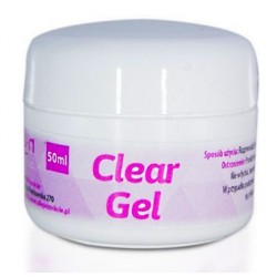 Żel UV clear NTN 50ml