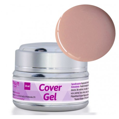 Żel UV Cover NTN 30ml