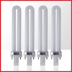 Profesjonalne żarówki do lamp elektronicznych i LCD - 4szt.