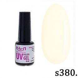 s380. NTN Lakier żelowy UV - 6ml