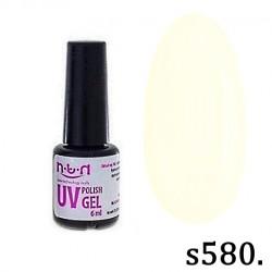 s580. NTN Lakier żelowy UV - 6ml
