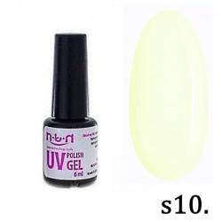 s10. NTN Lakier żelowy UV - 6ml
