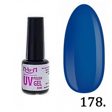 s20. NTN Lakier żelowy UV - jasnoróżowy - 6ml