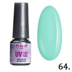 64. NTN Lakier żelowy UV -  6ml