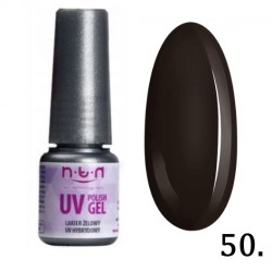 50. NTN Lakier żelowy UV -  6ml