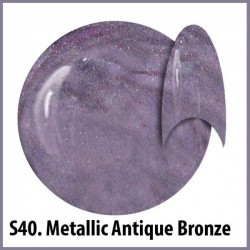 Żel kolor METALIC S39