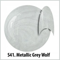 Żel kolor METALIC S40