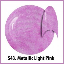 Żel kolor METALIC S41