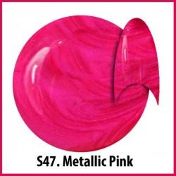 Żel kolor METALIC S46