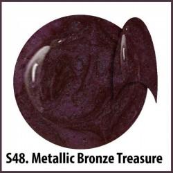 Żel kolor METALIC S47