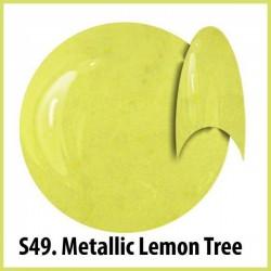 Żel kolor METALIC S48