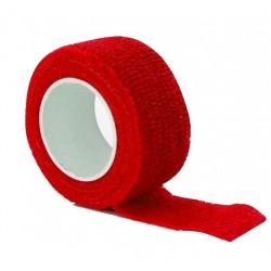 Bandaż kosmetyczny czerwony