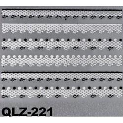 Naklejki na paznokcie 3D QLZ-221