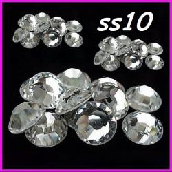 Cyrkonie typu Swarowski Crystal ss-10