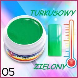 04.Żel termiczny różowy/fioletowy