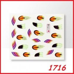 Naklejki wodne 1719