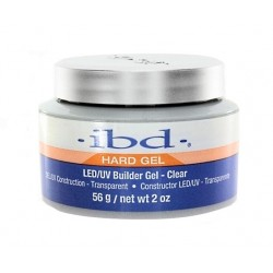 IBD Builder Hard LED/UV Gel Clear 56g