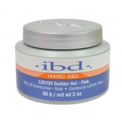 IBD Builder Hard LED/UV Gel Pink 56g