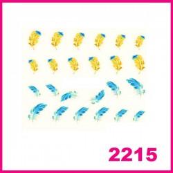 Naklejki wodne BLE2215