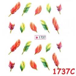 Naklejki wodne 1737C