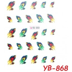 Naklejki wodne YB868