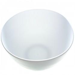 Miseczka gumowa do maseczek, alg - biała - rozmiar: M