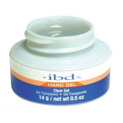 IBD Hard Gel Clear 14g na naturalną płytkę