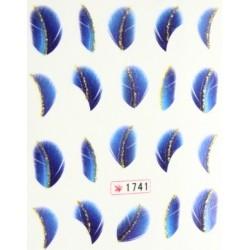 Naklejki wodne 1741C