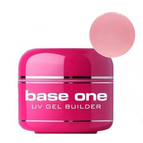 Żel Silcare Base One 30ml Pink