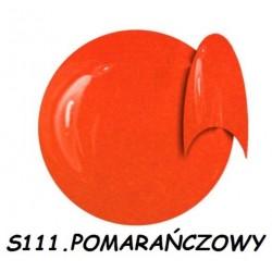 Żel kolorowy NTN S111 pomarańczowy