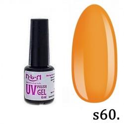 s60. NTN Lakier żelowy UV - 6ml