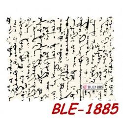 Naklejka wodna BLE1885