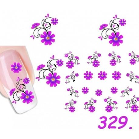 Naklejki wodne 329