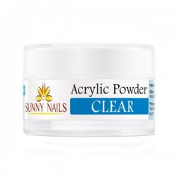 Akryl Clear 12g. Sunny Nails