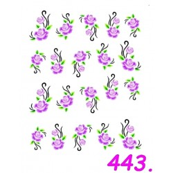 Naklejki wodne 443